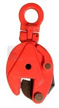 Uchwyt do blach w pionie (udźwig: 2 T, wymiar szczęki: 0-25 mm) 03076150