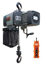 Wciągnik łańcuchowy elektryczny (udźwig: 1,0 T, wysokość podnoszenia: 30 m) 33977399