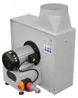 Wentylator promieniowy (max. wydajność powietrza: 7500 m3/h, moc silnika: 4 kW) 02869843