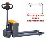 Wózek elektryczny (udźwig: 1500 kg, długość wideł: 1150 mm) 02869876