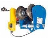Wózek jezdny elektryczny 230V (udźwig: 0,5 T, belka dwuteowa: 68-110 mm, silnik: 0,15 kW) 85068225