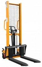 Wózek paletowy z regulowanymi widłami (udźwig: 1000 kg, długość wideł: 1150mm, wysokość podnoszenia: 1600mm) 02869874