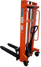 Wózek podnośnikowy masztowy z regulowanym rozstawem wideł (udźwig: 1000 kg, wysokość podnoszenia: 90-3000mm) 13362109
