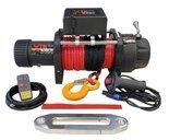 Wyciągarka XTR 15000lbs [6810kg] z liną syntetyczną 12V (lina: 12mm 28m) 81877823