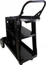 DOSTAWA GRATIS! 00072927 Wózek spawalniczy (nośność wózka: 70kg, wymiary: 710x400x875 mm)