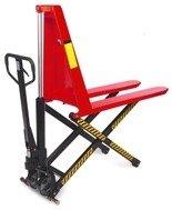 DOSTAWA GRATIS! 00568979 Wózek paletowy nożycowy (udźwig: 1000 kg, min./max. wysokość wideł: 85/800 mm)