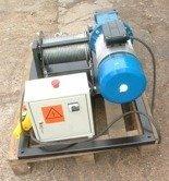 DOSTAWA GRATIS! 28862162 Elektryczna wciągarka linowa (siła uciągu: 330/260 kg)