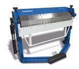 DOSTAWA GRATIS! 32269350 Ręczna zaginarka do blachy Metallkraft FSBM 1270-20 HS2 (maks. szerokość robocza: 1270mm, maks. grubość blachy: 2,0mm)
