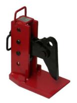 DOSTAWA GRATIS! 33961601 Uchwyt do podnoszenia pakietów blach w pozycji poziomej WRA 15,0 (udźwig: 15 T, zakres chwytania: 40-240 mm)
