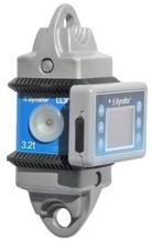 DOSTAWA GRATIS! 44929988 Precyzyjny dynamometr z wyświetlaczem do pomiaru sił rozciągających oraz ciężaru zawieszonych ładunków Tractel® Dynafor™ LLX2 (udźwig: 1 T)