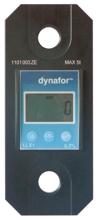 DOSTAWA GRATIS! 44929999 Precyzyjny dynamometr z wyświetlaczem do pomiaru sił rozciągających oraz ciężaru zawieszonych ładunków Tractel® Dynafor™ LLX1 (udźwig: 1 T)