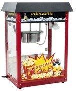 DOSTAWA GRATIS! 45643430 Maszyna do popcornu Royal Catering (moc: 1600W, wydajność: 5 - 6 kg/h)
