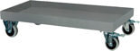 DOSTAWA GRATIS! 558872810 Wózek do łatwego przewozu cięższych ładunków (nośność: 300kg, wymiary: 895x415mm)