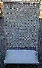 DOSTAWA GRATIS! 77157342 Wózek z tablicami narzędziowymi (wymiary: 1500x800x600 mm)