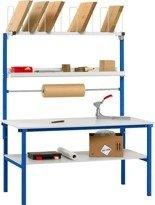 DOSTAWA GRATIS! 90671637 Stół do pakowania (szerokość stołu: 1600 mm)