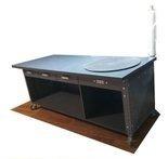 DOSTAWA GRATIS! 91076205 Stół z szufladami, stół do pakowania (blat: 1800x78 cm, wys: 78 cm)