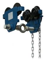 IMPROWEGLE Wóżek do podwieszania i przesuwania wciągników po dwuteowniku POB 3 (udźwig: 3 T, szerokość profilu: 74-220 mm) 33917062