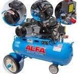 LETA Kompresor olejowy sprężarka (ciśnienie robocze: 8 Bar, pojemność zbiornika: 120 litrów, moc kW: 3,8kW) 21777660