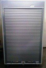 Szafa biurowa z żaluzją aluminiową, 2 przestawiane półki (wymiary: 1250x800x460 mm) 77157092