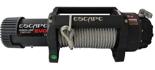 Wyciągarka Escape EVO 12500 lbs [5670 kg] IP68 12V (lina stalowa: 9,5mm 25m) 81877710