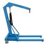 Żuraw hydrauliczny ręczny, wąski i niski (udźwig: od 500 do 1000 kg) 61764868
