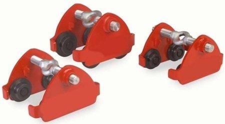 Wózek przejezdny do wciągnika (udźwig: 2,0 T, szerokość belki jezdnej: 160-300 mm) 03076115