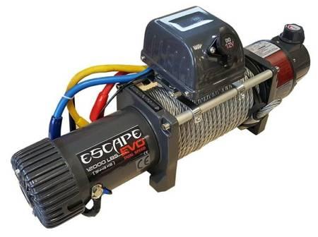Wyciągarka Escape EVO 12000 lbs [5443 kg] Dual Speed 12V (lina: stalowa) 81877706