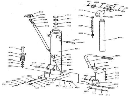 DOSTAWA GRATIS! 00567286 Wózek podnośnikowy z platformą (udźwig: 400 kg, wymiary platformy: 650x576 mm, wysokość podnoszenia min/max: 85-1200 mm)