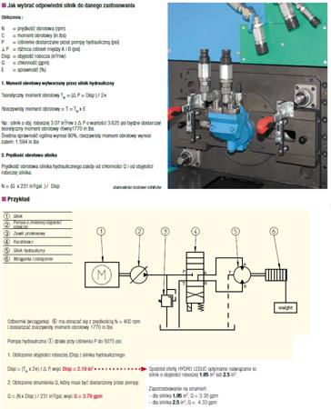DOSTAWA GRATIS! 01538905 Silnik hydrauliczny tłoczkowy Hydro Leduc (objętość robocza: 45 cm³, maksymalna prędkość ciągła: 5000 min-1 /obr/min)