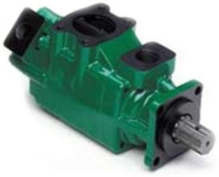 DOSTAWA GRATIS! 01539209 Pompa hydrauliczna łopatkowa dwustrumieniowa B&C (objętość geometryczna: 78,3+27,4 cm³, maks. prędkość: 2500 min-1 /obr/min)