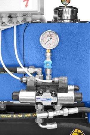 DOSTAWA GRATIS! 02869845 Hydrauliczna brykieciarka (średnica brykietu: 50mm, moc silnika: 4 kW)