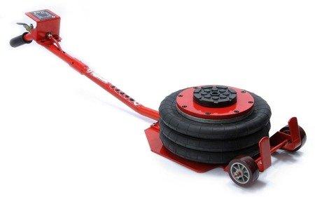DOSTAWA GRATIS! 04869951 Podnośnik pneumatyczny trzybałwankowy (udźwig: 3,5 T)