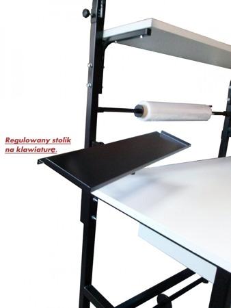 DOSTAWA GRATIS! 05971699 Stół do pakowania (wymiary blatu: 120x70 mm)