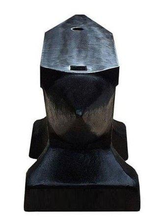 DOSTAWA GRATIS! 27072720 Standardowe kowadło dwurożne (waga: 25 kg)