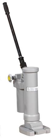 DOSTAWA GRATIS! 310660 Uniwersalny podnośnik hydrauliczny niskoprofilowy (udźwig: 10 T)