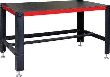 DOSTAWA GRATIS! 65669895 Stół warsztatowy duży (wymiary: 1500x780x830 mm)