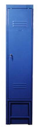 DOSTAWA GRATIS! 77170699 Szafa odzieżowa z chowaną ławeczką (wymiary: 1900x400x480 mm)
