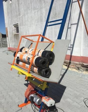 Ferindo Winda dekarska (długość: 14,2 m, udźwig: 400 kg, szybkość posuwu: 20 do 24 metrów na minutę) 09075967