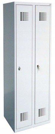 Gorek Szafa szafka metalowa ubraniowa socjalna (wymiary: 1800x600x500 mm) 09276037