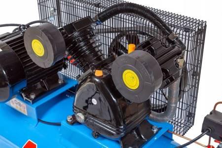 LETA Kompresor olejowy sprężarka (ciśnienie robocze: 8 Bar, pojemność zbiornika: 150 litrów, moc kW: 4,3kW) 21777659