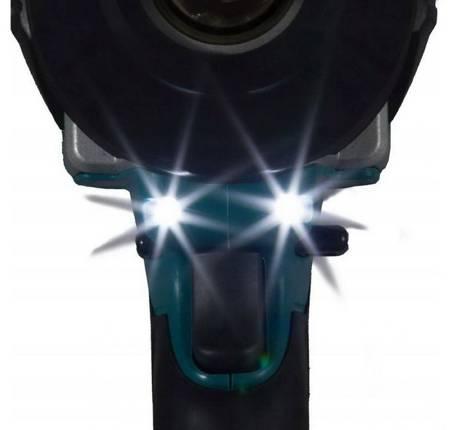 MAKET Klucz udarowy (max. moment obrotowy (Nm): 1000, uchwyt narzędziowy: kwadrat 1/2 cala) 21878028