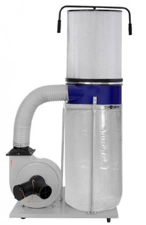 Odciąg wiór trocin, filtr pyłowy 230V (wydajność odsysania: 2800 m3/h, moc silnika: 1,5 kW) 02876772