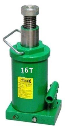 Podnośnik hydrauliczny jednotłokowy (wysokość podnoszenia min/max: 257/480mm, udźwig: 16T) 62776171