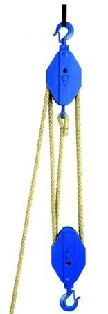 Wciągnik linowy, bez liny (udźwig: 0,5 T) 22077095