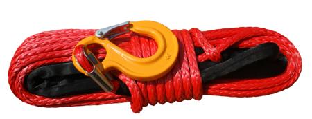 Wyciągarka Prime 13.0XE 13000lbs [5897kg] z liną syntetyczną 12V (lina: 10 mm w oplocie 25m 10400 kg +duży hak, kolor wyciągarki: pomarańczowy) 81877863
