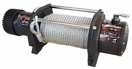 Wyciągarka XTR 13500lbs [6130kg] 12V (lina stalowa: 9,5mm 26m) 81877718